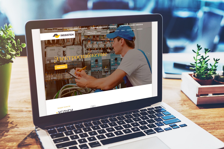 Создание сайта с индивидуальным дизайном создание галерей на сайт
